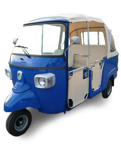 verhuur van tuktuks in Ootmarsum