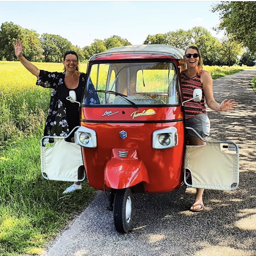 tuktuk rijden twente